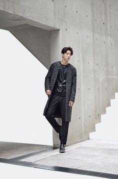 Nam Joo Hyuk - T.I For Men 2016 Ad Campaign