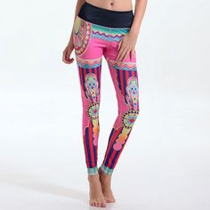 Pope Print  Leggings Sport Women Fitness Yoga Pants Gym Running Tights Athletic Jogging Femme  Exercise Trousers Slim Sportswear #Affiliate