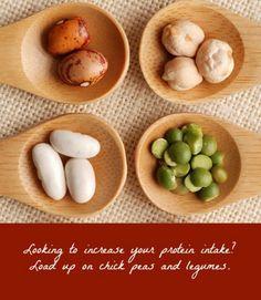 Beans! Yum!