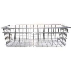 Marlin Steel Nesting Wire Baskets 18x24x8 Chrome/Nesting, Price Each for Qty 5+