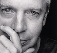 British architect David Chipperfield  - the ability of classical revival into minimal modern architecture