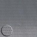 Império - Papel de parede - PÁG. 19 - Papel de Parede Vinílico Bright Wall (Americano) - Ondinhas (Cinza Escuro/ Prata)