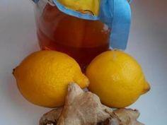 Jak naložit zázvor s medem a citrónem pro posílení imunity, na nemoci a hubnutí   jaktak.cz Orange, Fruit, Food, Lemon, Essen, Meals, Yemek, Eten