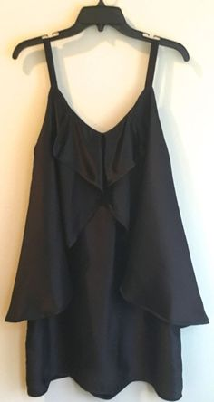 Cynthia Rowley black dress, size 6, Free Shipping  | eBay