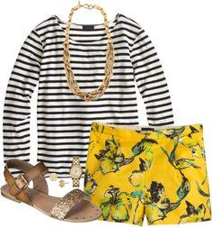 Springtime Outfit Inspiration