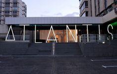 Oficinas Atlantis_Alzado