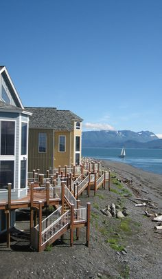 Land's EndLodges and Resort Hotel Two Beachfront Lodging Options in One Great Location! Lodge Homes from $299/night Midship Bay from $125/night Midship Bay Loft from $125/night Starboar…