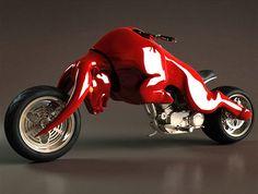 Designaside » Massow Concept Cycles