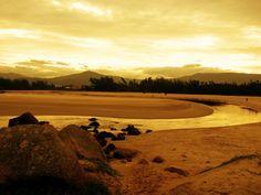 Praia da Ferrugem SC
