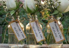 Flower vase tags