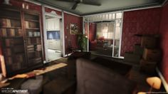 [CE3] Wrecked Apartment - Polycount Forum