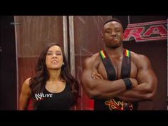 AJ Lee and Big E Langston recall famous WWE weddings: Raw, Jan. 14, 2013