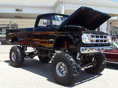 Lifted trucks!