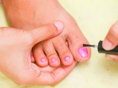 Manicure And Pedicure At Home Tips In Hindi Language