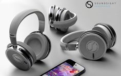 SOUNDSIGHT: World's first video recording smart headphones - Find out more at http://www.latestgadgets.co.uk/audio-video/11368-soundsight-headphones-set-release-worlds-first-video-recording-smart-headphones
