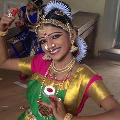bharathanatyam -Adreena denny  SREE SAI KALA VYKHARI SCHOOL OF DANCE