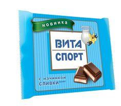 Vita Sport - Вита Спорт - russisches Ritter Sport-Plagiat