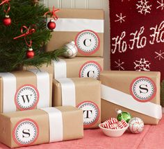 Wrapping Ideas - Brown Paper Wrapping