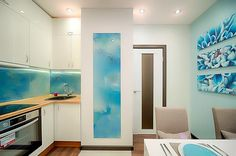 кухня в морском стиле фото - Поиск в Google