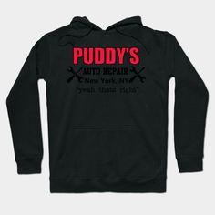 Seinfeld - Puddy's Auto Repair Hoodie