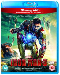 BARGAIN Iron Man 3 [Blu-ray 3D + Blu-ray] £13.53 delivered at Amazon CHEAPEST EVER PRICE - Gratisfaction UK