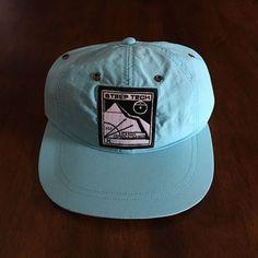 85d4c6ed SUPREME x THE NORTH FACE STEEP TECH 6 PANEL CAP LIGHT BLUE TNF S/S 2016  CAMP HAT #Supreme #6Panel