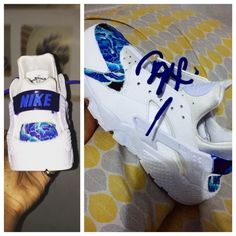 Nike Shoes - Nike huaraches Craving more? Come follow me on pinterest ➡@XxPinQueenxX