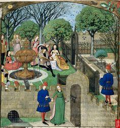 Garden of Pleasure. de la Rose. Harley 4425 BL | Flickr - Photo Sharing!