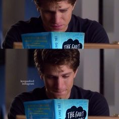 Keegan Allen- The fault in our stars
