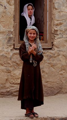 Afghani Girls. Photo by James Carpenter.   www.liberatingdivineconsciousness.com