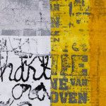 Jette Clover: Words and walls