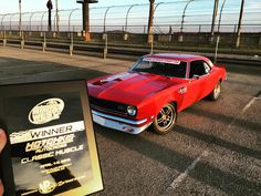Congrats to Chad Ryker for winning the Classic Muscle class, at this past weekend's NMCA West autocross, in his 427ci Mast Motorsports LS3-powered '68 Camaro on TCI Engineering suspension, RideTech coilovers, Wilwood disc brakes, Falken tires, and 18x9/18x11 Forgeline DS3 wheels! See more at: http://www.forgeline.com/customer_gallery_view.php?cvk=1327  #Forgeline #ForgelineWheels #forgedwheels #DS3 #notjustanotherprettywheel #madeinUSA #Chevrolet #Chevy #Camaro