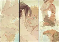 Sasuke lässt sich verführen von Naruto