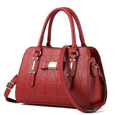 2017 Marca Famosa Bolsa Tote Bag Mulheres de Couro Bolsas De Luxo Mulheres Sacos De Designer Sacos Crossbody Para As Mulheres em Bolsas Estruturadas de Bagagem & Bags no AliExpress.com | Alibaba Group