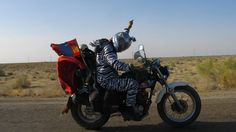To me, Zaya is the first lady of the Mongol Rally! Must read.