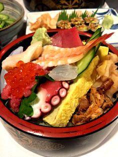 YUMMMM! Sushi Gen in  Mein Blog >> #tumblr
