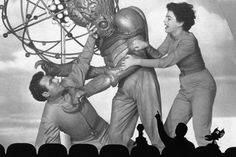 How 'Mystery Science Theater 3000' turned awful B movies into comedy gold