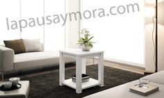 Mueble de comedor de Lapausa y Mora, colección Lore. Camposición 10 con acabado enCerezo 50 ó Blanco 53.