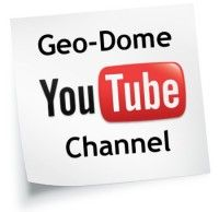 whatch dome building videos on youtube