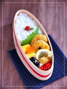 Japanese Bento Lunch #Simple Bento