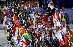 Resultado de imagem para encerramento olimpiadas rio 2016