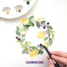 "1,277 Likes, 14 Comments - LULUINKDESIGNS (@luluinkdesigns) on Instagram: "". . . . . . . . . #luluinkdesigns #luluinkdesigns_watercolors #interiordesign #homedecor…"""