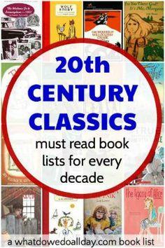 20th century classic children's books