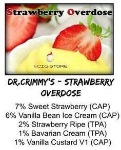 Premium E-liquids straight from the manufacturer Diy Vape Juice, Vape Diy, Vanilla Bean Ice Cream, Vanilla Custard, Strawberry Milk, Raspberry Lemonade, Vape Facts, E Juice Recipe, Diy E Liquid
