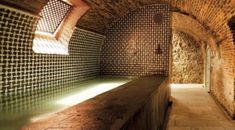 Hammam Al Ándalus, Madrid (Cost: depending on what you want, entry and a treatment can cost between €19 and €73. Go on weekdays at 10am, 12pm, 2pm and 4pm to get €11 off all their services.)
