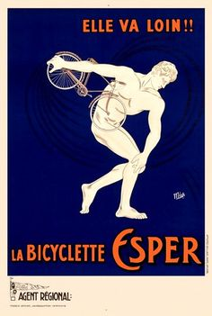 Cycles Esper ~ Mich (Michel Liebeaux) | #Bicycles #Esper #Mich #Cycles