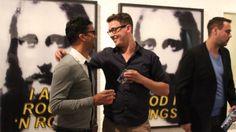 "MDCI House - Paul Rusconi's ""Naked Jesus"" Exhibition"