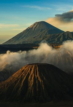 Mt. Bromo, Indonesia. Climb it