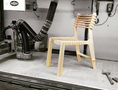 Studio dLux - Valoví Chair - Opendesk #83100