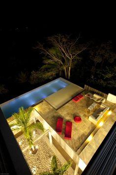 """Arquitectura """"Casa Torcida"""" proyecto de SPG arquitectos, Costa Rica http://www.arquitexs.com/2013/04/casa-moderna-arquitectura-de-spg.html"""